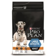 Pro Plan Large Athletic Adult для взрослых собак крупных пород с атлетическим телосложением с курицей