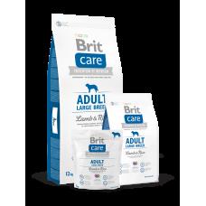 Brit Care Adult Large Breed Lamb & Rice для взрослых собак крупных пород с ягненком (3кг, 12кг)