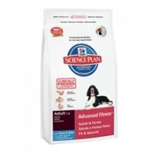 Hills Adult Advanced Fitness Medium для собак средних пород с тунцом (3кг, 12кг)