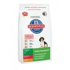 Hills Puppy Medium Chicken для щенков средних пород с курицей (1кг)