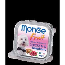 Monge Dog Fruit консервы для собак 100г