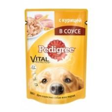 Pedigree Для взрослых собак всех пород с курицей (100г)