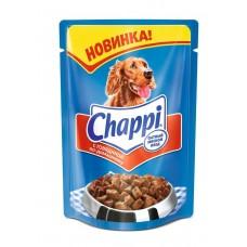 Chappi Для взрослых собак всех пород С Говядиной по-домашнему (100г)