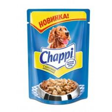 Chappi Для взрослых собак всех пород С Курочкой аппетитной (100г)