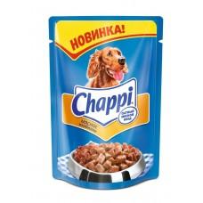 Chappi Для взрослых собак всех пород Мясное изобилие (100г)