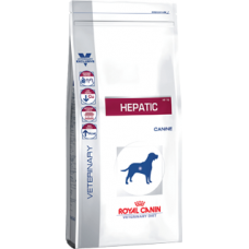 Royal Canin HEPATIC HF16 при заболеваниях печени, пироплазмозе 1.5кг