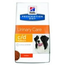 Hills Prescription Diet c/d Urinary care (2кг, 12кг)