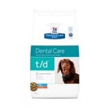 Hills Prescription Diet t/d Mini Dental care (1.5кг)