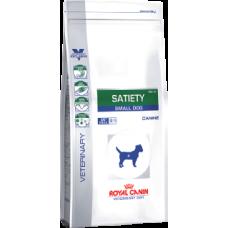 Royal Canin SATIETY SMALL DOG SSD30 контроль веса для собак менее 10кг 1.5кг