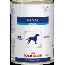 Royal Canin RENAL SPECIAL для собак с хронической почечной недостаточностью 410г