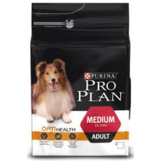 Pro Plan Medium Adult для взрослых собак средних пород с курицей 1.5кг
