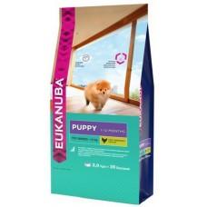 Eukanuba Dog Puppy Toy breed для щенков миниатюрных пород 500г