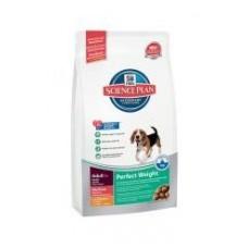 Hills Adult Perfect Weight Medium для собак средних пород контроль веса (2кг, 10кг)