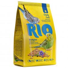 RIO. Корм для волнистых попугайчиков. Основной рацион (500г, 1кг)