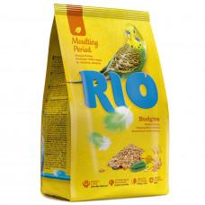 RIO. Корм для волнистых попугайчиков. В период линьки (500г, 1кг)