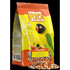 RIO. Корм для средних попугаев. Основной рацион (500г, 1кг)