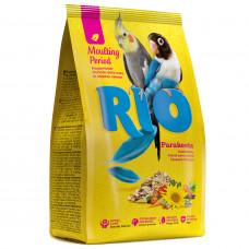 RIO. Корм для средних попугаев. В период линьки (500г, 1кг)