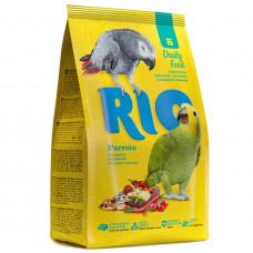 RIO. Корм для крупных попугаев. Основной рацион (500г, 1кг)