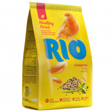 RIO. Корм для канареек. В период линьки (500г)