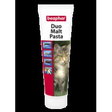 Duo Malt Paste паста для выведения шерсти и улучшения микрофлоры кишечника