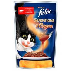 Felix Sensations в соусе (в ассортименте)