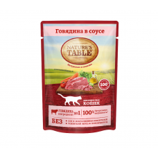 Nature`s Table корм для кошек (в ассортименте)