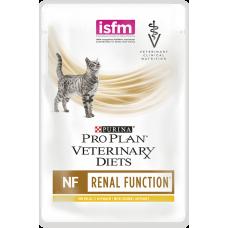 Pro Plan NF Renal Function при хронической почечной недостаточности курица/лосось 85г