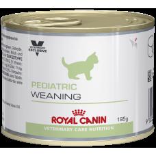 Royal Canin PEDIATRIC WEANING для кошек и котят в возрасте от 4 недель до 4 месяцев 195г