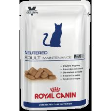 Royal Canin NEUTERED ADULT MAINTENANCE для кастрированных стерилизованных котов и кошек до 7 лет 100г