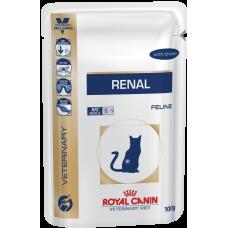Royal Canin RENAL при хронической почечной недостаточности курица/тунец/говядина 100г