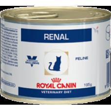 Royal Canin RENAL при хронической почечной недостаточности 195г