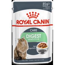 Royal Canin DIGEST SENSITIVE для кошек с чувствительным пищеварением соус