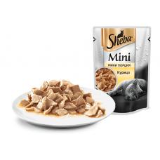 Sheba Mini порция в ассортименте