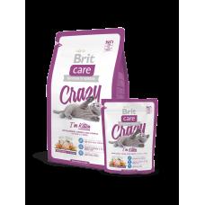 Brit Care Cat Crazy I'm Kitten для котят с курицей (2кг, 7кг)