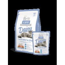 Brit Care Cat Daisy I've to control my Weight для кошек с избыточным весом с индейкой (2кг, 7кг)
