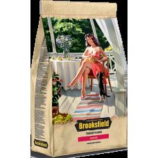 Brooksfield INDOOR корм для домашних кошек индейка/рис 100гр