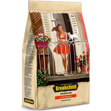 Brooksfield LIGHT/STERILIZED корм для стерилизованных кошек курица/рис