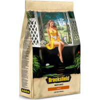 Brooksfield ADULT корм для взрослых кошек говядина/рис 400гр