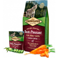 Carnilove Duck & Pheasant for adult cats 400г