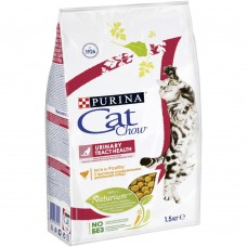 Cat Chow Urinary профилактика мочекаменной болезни с домашней птицей 400г