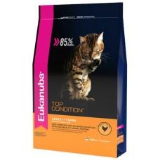 Eukanuba Cat Adult для взрослых кошек 400г