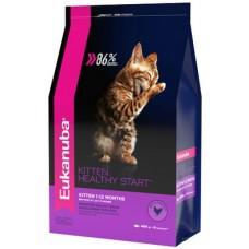 Eukanuba Kitten для котят 400г