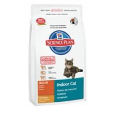 Hills Adult Indoor Cat корм для домашних кошек (300г, 1.5кг, 4кг)