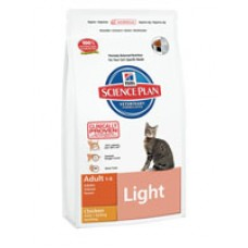 Hills Adult Light Chicken поддержание оптимального веса (300г, 1.5кг, 10кг)