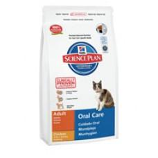 Hills Adult Oral Care Chicken профилактика зубного камня (250г, 1.5кг)