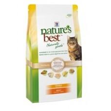 Hills Nature's Best Adult Chicken для взрослых кошек с курицей и овощами (300г, 2кг)