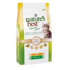 Hills Nature's Best Kitten Chicken для котят с курицей и овощами (300г, 2кг)