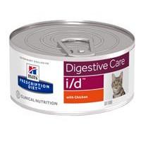 Hills Prescription Diet i/d при нарушении пищеварения (156г)