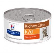 Hills Prescription Diet k/d при заболевании почек (156г)