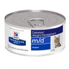 Hills Prescription Diet m/d при сахарном диабете (156г)